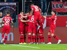 Die Ausgangssituation für Bayer Leverkusen ist schwierig