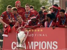 Liverpool ist auch in der nächsten Saison wieder in der Königsklasse mit dabei