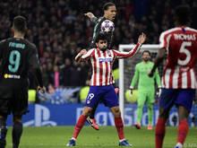 Im Rückspiel gegen Atlético wartet auf Liverpool einiges an Arbeit