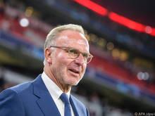Nach dem Triumph gegen Chelsea macht Karl-Heinz Rummenigge Flick Hoffnungen