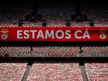 """Im leeren Stadion """"da Luz"""" wird der diesjährige Champions League-Sieger ermittelt"""