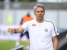 Urlaub in Kroatien käme für Coach Dietmar Kühbauer derzeit nicht infrage