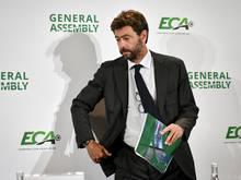 ECA-Chef Agnellli erwartet einen Einbruch des Transfermarktes
