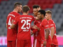 Die Bayern peilen in Budapest das Quadruple an