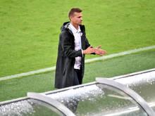 Jesse Marsch will mit seinem Team wieder in die Champions League-Gruppenphase
