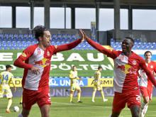 Salzburg will an die Champions League-Erfolge vom Vorjahr anknüpfen