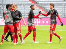 Die Münchner Erfolgswelle der letzten Wochen soll nicht verebben