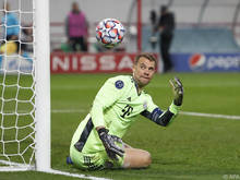 Das war knapp! Bayern München mühte sich zu einem 2:1 bei Lok Moskau