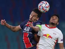Leipzig kämpft sich nach Rückstand zurück