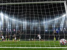 Munir fixierte für Sevilla den 2:1-Endstand und damit den Aufstieg