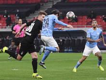 Manchester Citys Siegesserie geht weiter