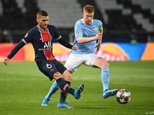 Manchester City machte einen großen Schritt Richtung Finale