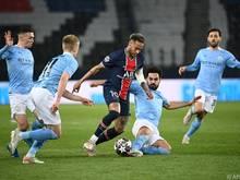 Manchester City will den Einzug ins Finale der Königsklasse perfekt machen