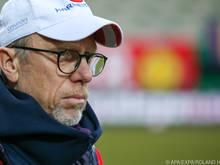 Peter Stöger ist mit seinem Klub weiter auf der Erfolgsspur