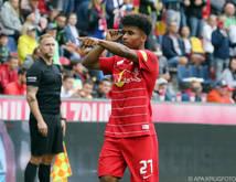Adeyemi jubelte in dieser Saison bisher über sieben Pflichtspieltore