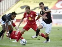 Kapitän Ulmer steht vor seinem 500. Pflichtspiel für Salzburg