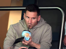 Lionel Messi freut sich vermutlich auf die Champions League