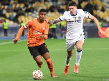 Viele Zweikämpfe, aber kein Sieger bei Donzek gegen Inter