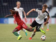 Gegen Portugal gab es für die ÖFB-Auswahl ein 1:1-Remis