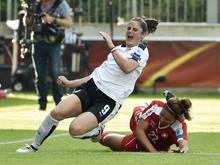 Sarah Zadrazil laboriert an Sprunggelenksverletzung