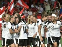Das tolle Abschneiden bei der EM ließ Österreich in der Weltrangliste vorrücken