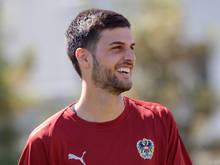 Florian Grillitsch ist für das ÖFB-Team ein Glückbringer