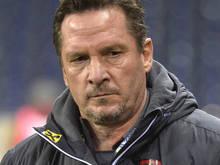 Für Werner Gregoritsch zählen nur drei Punkte