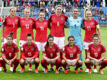 Das Damen-Nationalteam hat England zu Gast