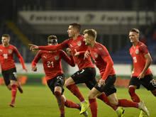 Österreichs U21 blickt gelassen auf die EM-Auslosung