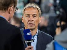 """Klinsmann glaubt, dass Herzog """"eigentlich der Richtige ist"""""""