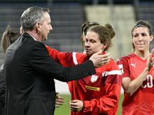 Nina Burger absolvierte ihr finales Spiel im ÖFB-Dress