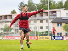 Wieder einmal gibt es Transfergerüchte um Marko Arnautović