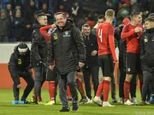 Das U21-Team will gegen Frankreich als Außenseiter überraschen