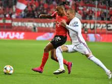 Valentino Lazaro bevorzugt einen dominanten Fußball