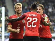 Österreich ist fast für die EM qualifiziert