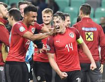 """Als """"sehr reife Leistung"""" bezeichnete Julian Baumgartlinger das Spiel des ÖFB-Teams"""