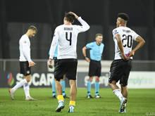 Der schwache Auftritt in Riga kostete das ÖFB-Team einen Platz