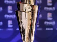 Der Nations-League-Pokal