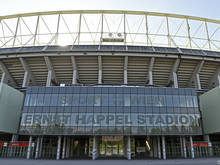 Das Happel-Stadion gilt als veraltet