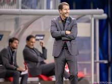 Franco Foda sah gegen Rumänien auch positive Seiten seiner Mannschaft