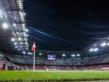 3000 Zuschauer dürfen das Länderspiel gegen Griechenland im Stadion mitverfolgen