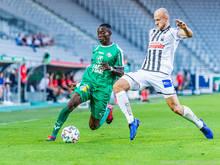 Gernot Trauner fehlte bereits beim Bundesligaspiel gegen Salzburg