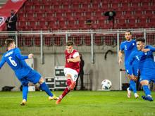 Der Hoffenheim-Legionär Baumgartner erzielte den Siegestreffer