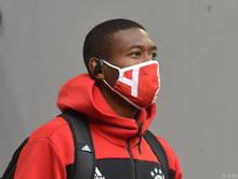 David Alaba bleibt fürs Erste bei Bayern München
