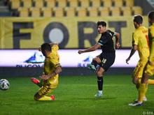Alessandro Schöpf erzielte wieder einmal ein wichtiges Tor für das ÖFB-Team
