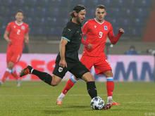 Aleksandar Dragović bringt es im Nationalteam auf eine stolze Anzahl an Einsätzen