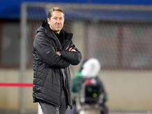 Foda stärkte seinen Spielern nach der schwachen Leistung gegen Norwegen den Rücken