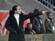 Irene Fuhrmann sieht Druck bei den Französinnen