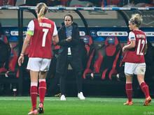 In Frankreich gab es für die ÖFB-Frauen dieses Mal nichts zu holen