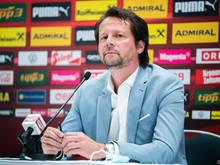 ÖFB-Spordirektor Peter Schöttel kann die Kritik des LASK-Coaches nicht nachvollziehen